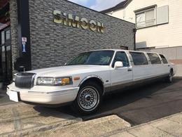 リンカーン タウンカー  140インチストレッチリムジン