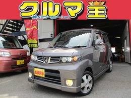 ホンダ ゼスト 660 スパーク G ターボ 4WD ・キセノンR・スマートキー