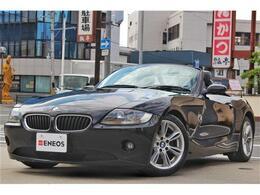 BMW Z4 ロードスター2.2i 革シート ETC キーレス 純正AW
