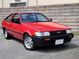 トヨタ カローラレビンハッチバック 1.6 GTV 修復歴無し 走行4.2万キロ