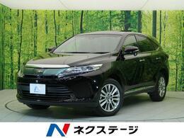 トヨタ ハリアー 2.0 プレミアム KENWOODナビ セーフティセンス