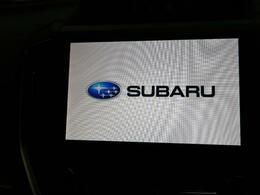 スバル純正8インチナビが搭載されています☆CD・DVD・フルセグTVがお楽しみ頂けます。