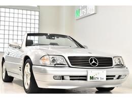 メルセデス・ベンツ SLクラス SL320 正規D車 記録簿 Wコンビステアリング 右H