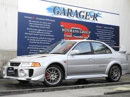 三菱 ランサーエボリューション 2.0 GSR V 4WD RallyArt車高調 マフラ- 追加メ-タ-