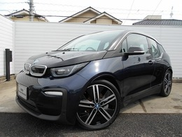 BMW i3 スイート レンジエクステンダー装備車 20AWブラウン革ACCデモカー認定中古車