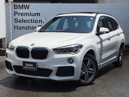 BMW X1 sドライブ 18i Mスポーツ パノラマサンルーフバックカメラLEDヘッド