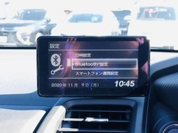 【 ディスプレイオーディオ 】近年増えてきたディスプレイオーディオを搭載♪スマートフォン等と連動し様々なアプリや音楽を楽しむ事ができます。ナビやテレビ視聴は別途オプション契約が必要な場合が御座います。