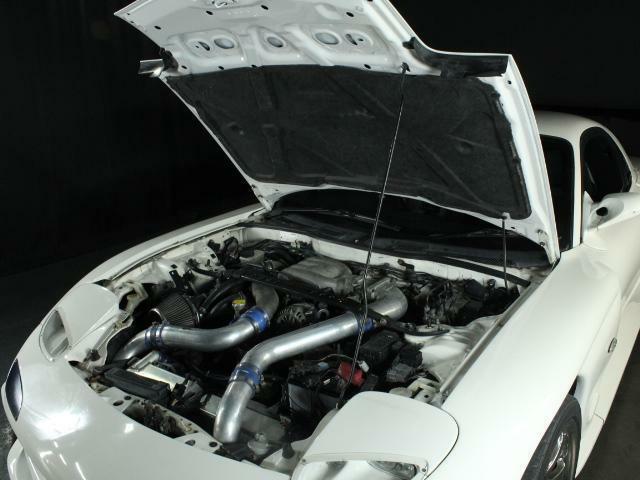 マツダ純正リビルトエンジン交換済みで高圧縮コンディションです!