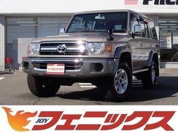 トヨタ ランドクルーザー70 4.0 4WD メモリーナビTV ETC キーレス