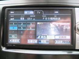 ★純正オプションHDDナビゲーション装備車です!フルセグTV/Bluetoothオーディオ/バックカメラ/など充実の機能です!!★