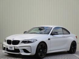 BMW M2クーペ M DCT ドライブロジック ETC HDDナビ バックカメラ