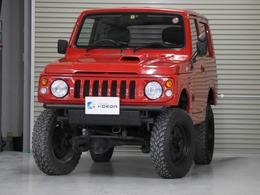 スズキ ジムニー 660 XLリミテッド 4WD リフトアップ・全塗装・MTタイヤ