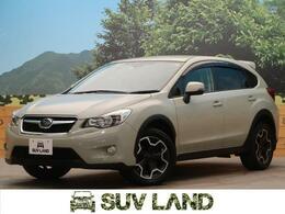スバル インプレッサXV 2.0i-L アイサイト 4WD 黒革/シートヒーター サイバーナビ 禁煙車