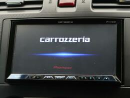 サイバーナビ!!DVD再生やフルセグTVの視聴も可能です☆高性能&多機能ナビでドライブも快適ですよ☆