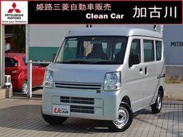 三菱 ミニキャブバン 660 M ハイルーフ 5AMT車 2WD