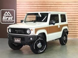 スズキ ジムニー 660 XC 4WD 禁煙車 サポカーSワイド Bratカスタム