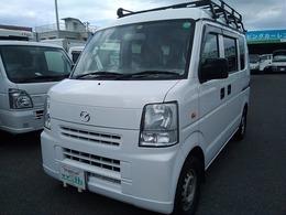 マツダ スクラム 660 バスター ハイルーフ 4WD