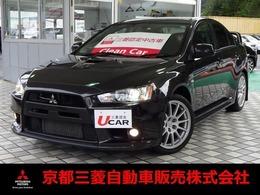 三菱 ランサーエボリューション 2.0 GSR X レザーコンビネーションインテリア 4WD ナビ バックカメラ 革張りコンソール