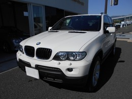 BMW X5 3.0i 4WD ETC