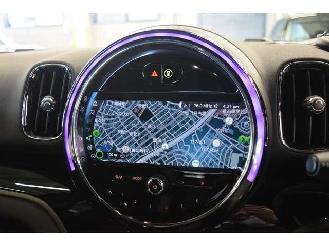 HDDナビ:8.8インチのワイドディスプレイ・20GBのミュージックサーバー・Bluetooth・オーディオストリーミング・ハンズフリーフォン・ボイスコントロールシステム※テレビは見れません※