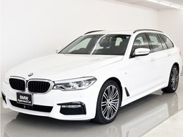 BMW 5シリーズツーリング 540i xドライブ Mスポーツ 4WD 黒革 デビューP HUD ジェスチャー 19AW