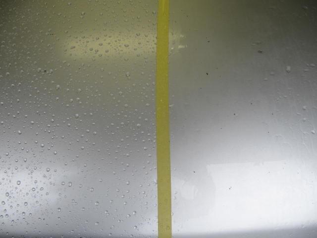 Bプラン画像:撥水コーティングがお値打ち価格にて!