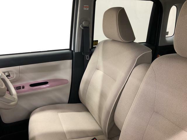 座り心地の良いシートで快適なドライブを!