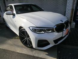 BMW 3シリーズ 320d xドライブ Mスポーツ エディション ジョイプラス ディーゼルターボ 4WD 純正19インチAW アダプティブクルコン