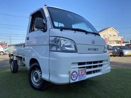 ダイハツ ハイゼットトラック 660 エアコン・パワステスペシャル 3方開 4WD AT ナビ TV CD スピーカー