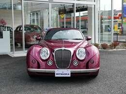 輸入車ディーラー事業に加え、光岡自動車オリジナルカーの製作・販売しております。
