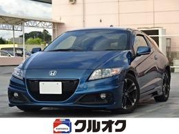 ホンダ CR-Z 1.5 アルファ 1オーナー 無限サス/スポイラー 純正ナビ