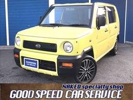 ダイハツ ネイキッド 660 G 新品タイヤ/AW オリジナルペイント ナビTV