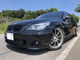 BMW 5シリーズ 530i Mスポーツパッケージ 黒革 サンルーフ ARC車高調
