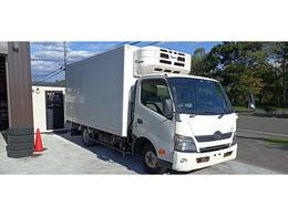 日野自動車 デュトロ ワイド  4WD 冷蔵冷凍車 -30℃ 冷蔵冷凍車