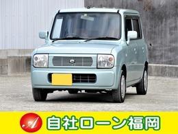 スズキ アルトラパン 660 G HDDナビ CD/DVD再生 車検R4年4月 キーレス
