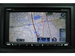 メモリーナビ搭載車!!ナビ起動までの時間と地図検索する速度がはやく、初めての道でも安心・快適なドライブをサポートします!!