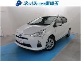 トヨタ アクア 1.5 S SDナビゲーション ワンセグ
