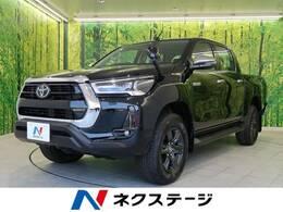 トヨタ ハイラックス 2.4 Z ディーゼルターボ 4WD 登録済未使用車 禁煙車 クルコン LEDヘッド