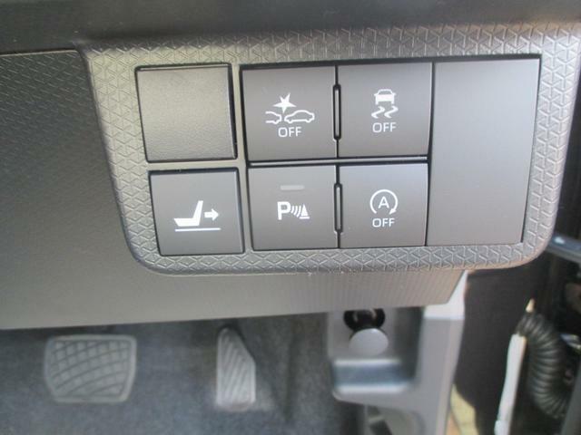 運転席のロングスライド機能付きです。