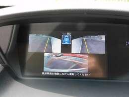 マルチビューカメラで全方位の確認が可能です!安心・安全が確保できます。