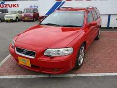 ボルボ V70 の中古車 R 4WD 北海道北斗市 99.0万円