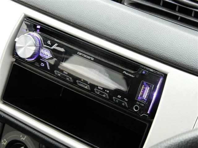 【オーディオ】USBソケット付きCDデッキ!音楽聞きながらドライブなど出かけませんか!?