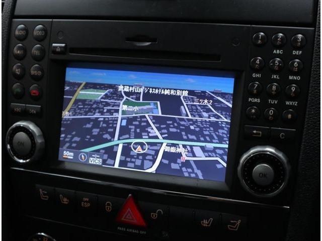 最後のマイナーチェンジでHDDナビへ変更され、フルセグ地デジTVチューナーも追加装備。