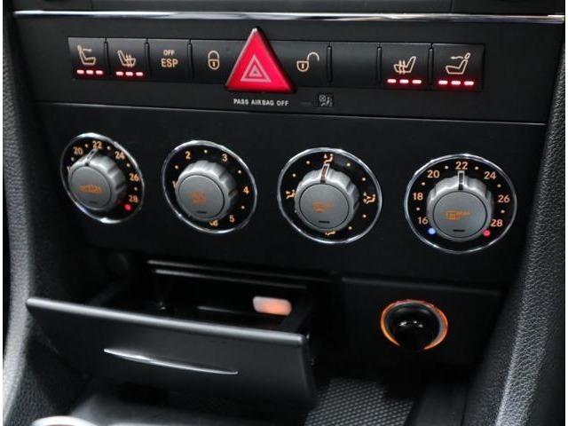 左右シートともに3段階調整シートヒーターを内蔵。首元からホットエアーを吹き出す「エアスカーフ」も装備しています。
