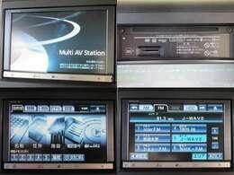 お出掛け嬉しい、純正8型ナビ(フルセグ地デジTV)付です♪DVDビデオ再生機能・音楽録音機能・Bluetooth接続も可能です♪