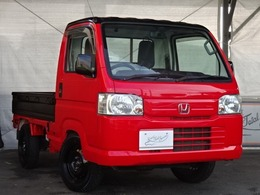 ホンダ アクティトラック 660 SDX 4WD 車検整備付き ブロックタイヤ新品交換