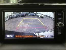 バックカメラ搭載なので、車庫入れや駐車時、狭い路地での後退時などが苦手な方でも安心して運転に集中出来ます!