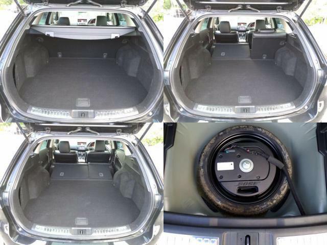 荷物スペースは2列目シートアレンジで更に容量アップ、どう使うか想像が広がります。