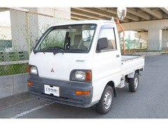 三菱 ミニキャブトラック の中古車 660 Vタイプ 三方開 4WD 兵庫県明石市 10.0万円