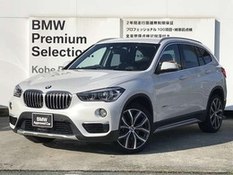 BMW X1 xドライブ 18d xライン 4WD URBANISTA210台限定車HUD黒革タイヤ新品